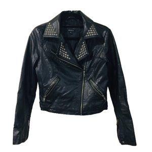 UK2LA Black Spike Size SP Jacket